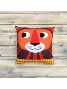 Интерьерная подушка ручной работы, Little Lion 30 х 30 см