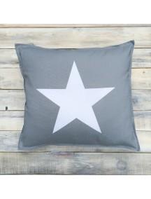 Интерьерная подушка ручной работы, Black&White №8 40 х 40 см