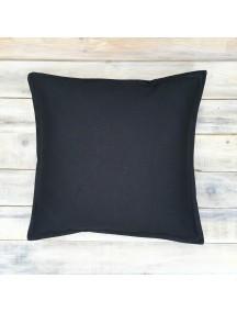 Интерьерная подушка ручной работы, Black&White №8