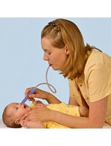 NoseFrida / Аспиратор назальный для очистки носа ребенка
