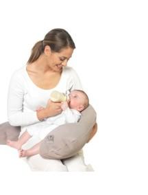 """Red Castle """"Big Flopsy"""" Многофункциональная подушка для беременных и кормящих мам  / Taupe"""