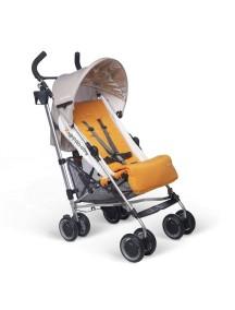 Детская коляска-трость UPPAbaby G-Luxe (Аппабейби Джи-Люкс)  оранжевая