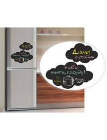 """Магнит для мела на холодильник """"Облачка"""""""