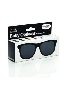 Детские солнечные очки Mustachifier, черные