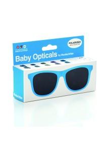 Детские солнечные очки Mustachifier, голубые