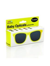 Детские солнечные очки Mustachifier, желтые