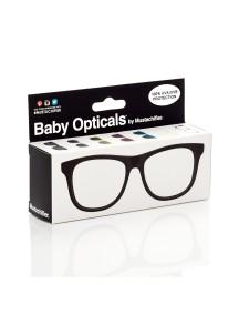 Детские очки Mustachifier, черные