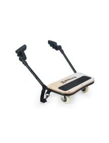 Подножка-скейт UPPAbaby PiggyBack (Аппабейби Пиггибэк) для коляски VISTA