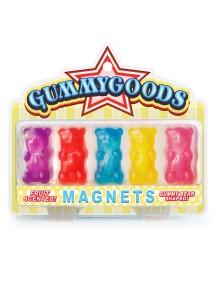 Набор из 5ти магнитов GummyGoods, Mustachifier