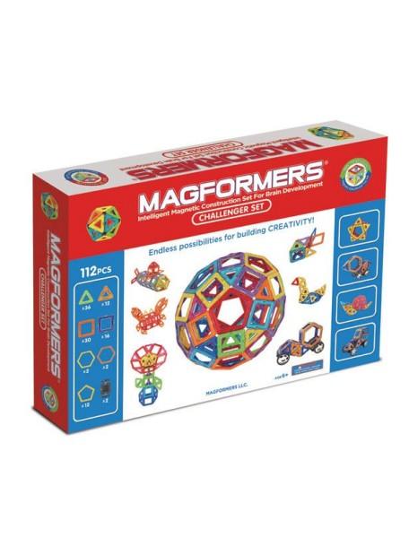 Магнитный конструктор MAGFORMERS 63077 Challenger