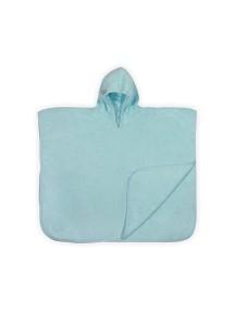 Полотенце-пончо Jollein 60 х70 см  / Jade (Нефритовый)