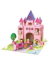 Игровой набор Замок принцессы Тринни, Krooom