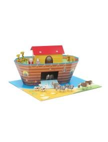 Игровой набор Ноев ковчег, Krooom