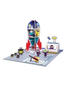 Игровой набор Космическая станция, Krooom