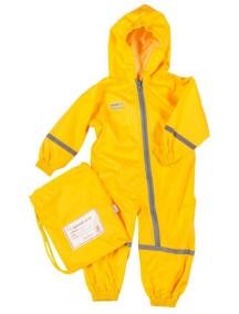 Комбинезон грязезащитный в мешочке-желтый Mammie