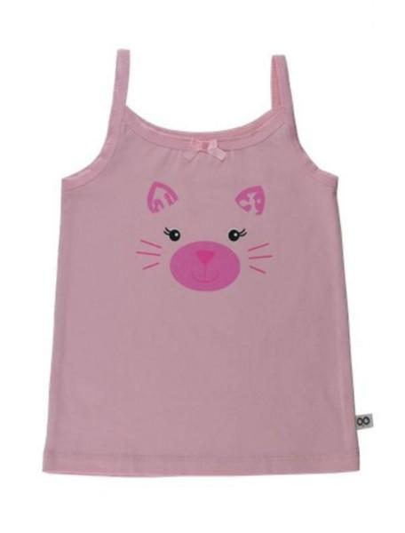 Набор майка/трусы Zoocchini для девочек (Леопард/Св. розовый)