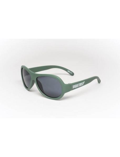 Солнцезащитные очки Babiators Original. Морпех (Marine). Зелёный