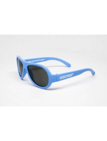 Солнцезащитные очки Бэбиаторс Авиаторы Пляж голубой 0-2 лет ( Babiators Original Aviator Beach)