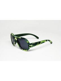 Поляризационные солнцезащитные очки Бэбиаторс Крутой камуфляж 0-2 лет (Babiators Polarized Cool Camo)
