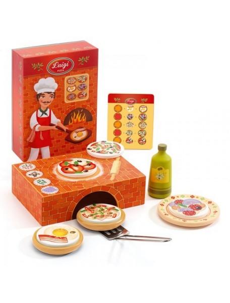 Сюжетно-ролевая игра Пицца Djeco