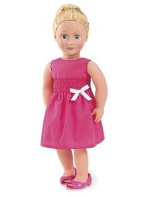 Кукла делюкс 46 см Лили Анна и Приключения на конюшнях Шелби Our Generation Dolls