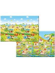 "ComFlor / ""Big-13"" / Коврик игровой детский развивающий (2100х1400х13), Fruit Farm"