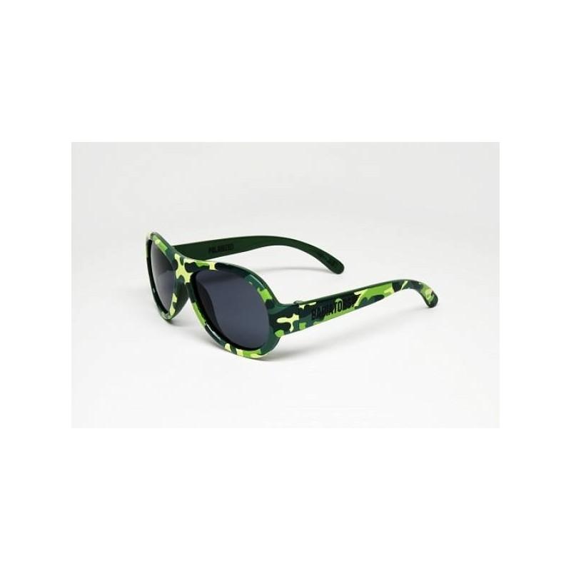 109b011c003a Поляризационные солнцезащитные очки Babiators Polarized Cool Camo  (Бэбиаторс Крутой камуфляж) ...