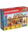 Магнитный конструктор MAGFORMERS 63080 XL Cruisers Construction Set (Строительная техника)