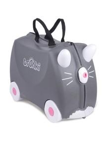 "Trunki ""Cat Benny - Котенок Бенни"" Детская каталка-чемодан Транки"