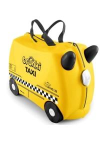 "Trunki ""Taxi Tony - Тони таксист"" Детская каталка-чемодан Транки"