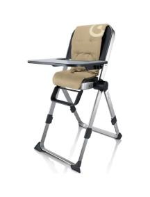 Concord, Spin Almond Beige 2015 Самый компактный в мире стульчик для кормления, Миндально-бежевый