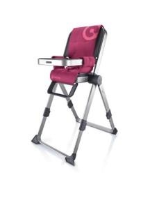 Concord, Spin Pink 2013 Самый компактный в мире стульчик для кормления, Розовый