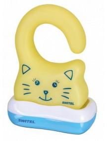 Автоматический, беспроводной детский ночник Switel (Свител)