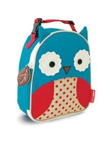 Детская термо-сумка для еды Skip Hop Zoo Lunchies - Сова
