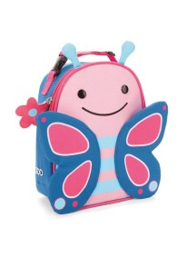 Детская термо-сумка для еды Skip Hop Zoo Lunchies - Бабочка