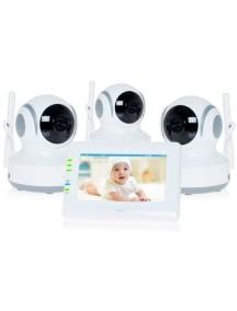 Видеоняня Ramili Baby RV900X3 (Рамили)