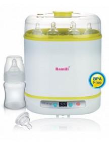 Стерилизатор детских бутылочек Ramili Steam Sterilizer BSS150 (Рамили)