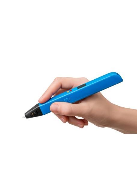 3D ручка Spider Pen SLIM (синяя)