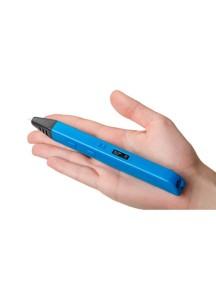3D ручка Spider Pen SLIM с OLED-Дисплеем (синяя)