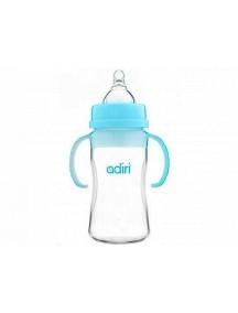 Бутылочка Adiri Transitional Nurser Blue, 270 мл. (Адири)