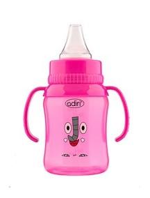 Детский поильник Adiri-Phant Jr. Sippy Pink, 237 мл. (Адири)