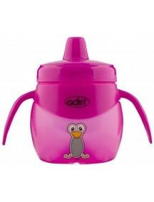 Детский поильник Adiri Penguin Trainer Pink, 200 мл. (Адири)