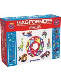 Магнитный конструктор MAGFORMERS 63082 Smart set (Умный набор)