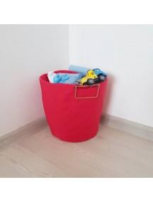 Тканевая корзина Simple Red