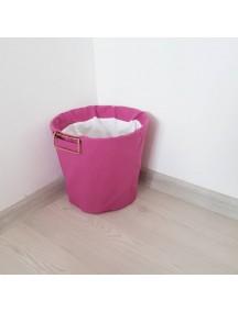 Тканевая корзина Deep Pink
