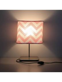 Светильник Pink Zigzag