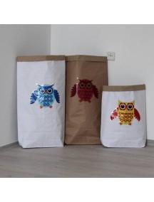 Эко-мешок для игрушек Funky Owl