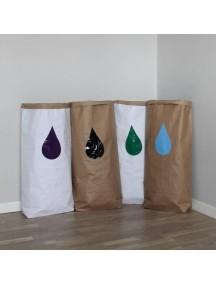 Эко-мешок для игрушек из крафт бумаги Big Drop