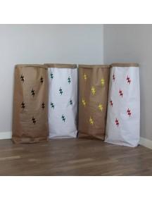 Эко-мешок для игрушек из крафт бумаги Storm