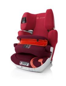 Автокресло детское Concord Transformer XT Pro (Конкорд Трансформер ИксТи Про). Цвет Красный. От 9 мес. до 12 лет.